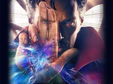Doctor Strange movie Marvel