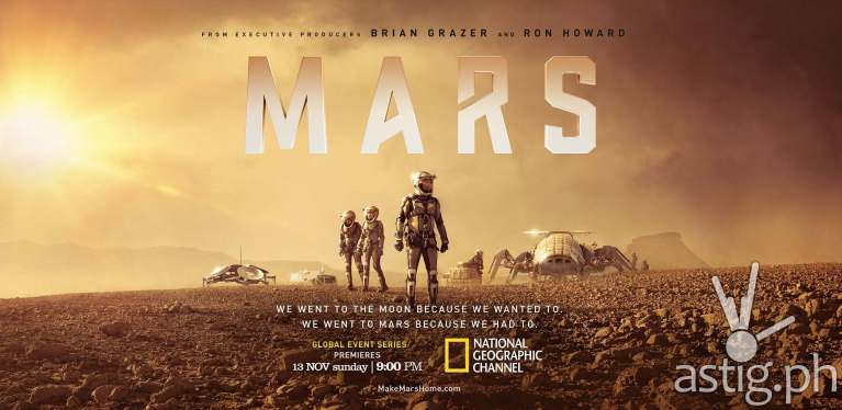 MARS National Geographic