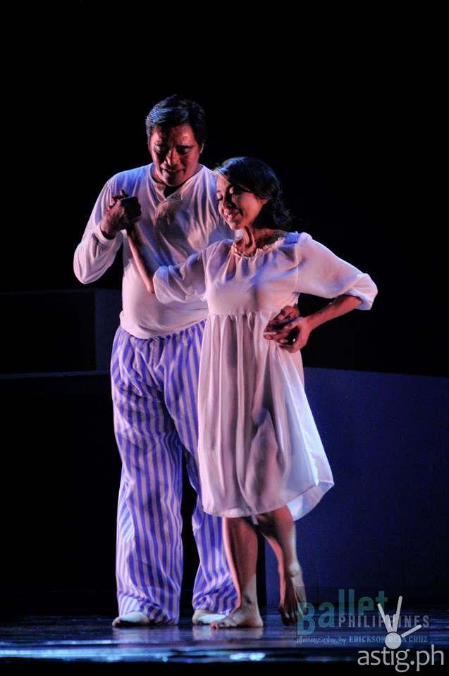 Butch Esperanza and Ednah Ledesma | Photo by Erickson Dela Cruz