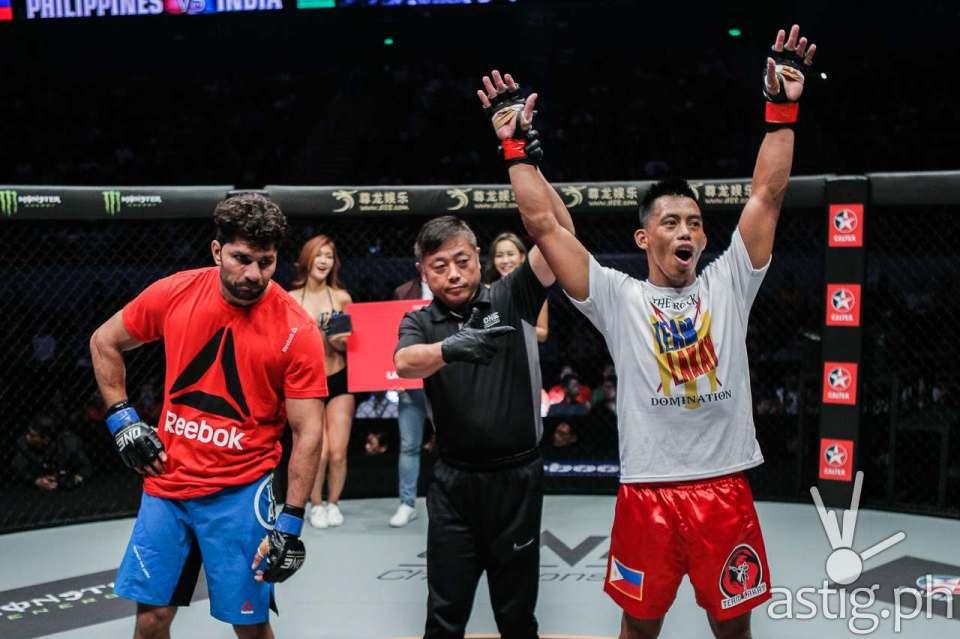 Honorio Banario vs Rajinder Singh Meena