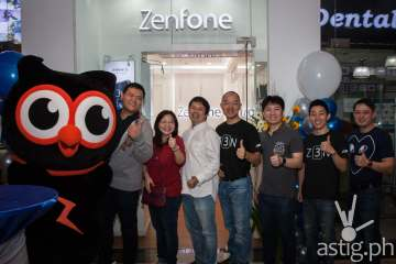 Zenfone 3 Concept Store Opens in Glorieta