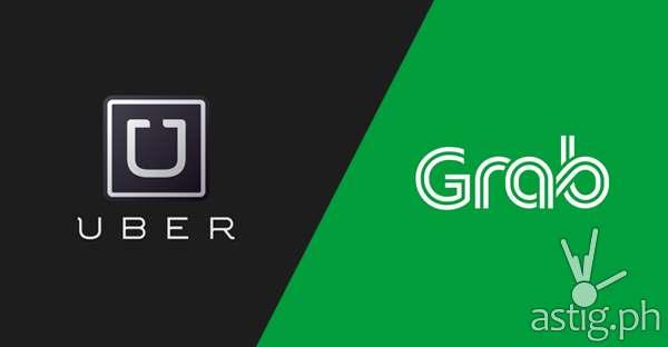 uber grab logo