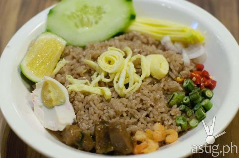 BKK Express - Bagoong rice (P190)