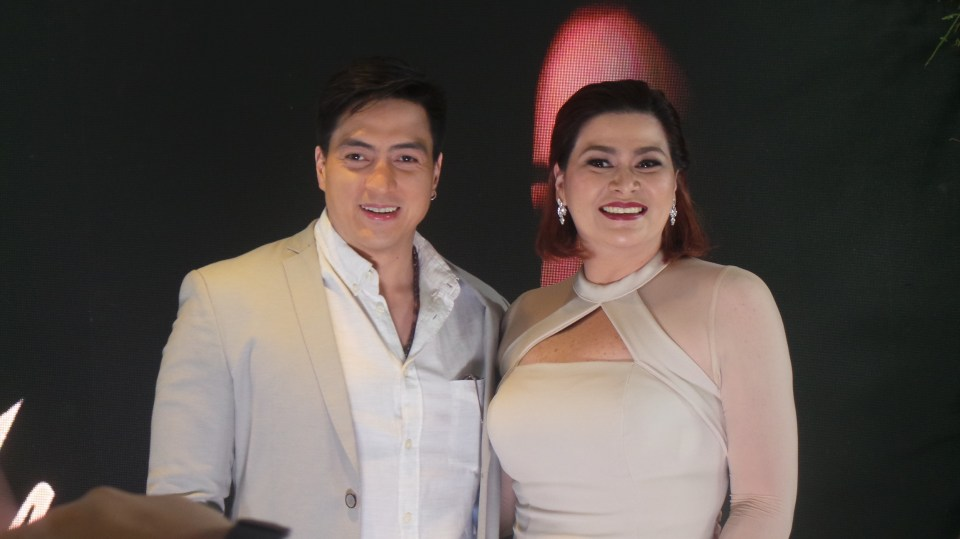 Wendell Ramos and Aiko Melendez