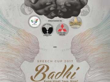 Speech Cup 2017 poster final