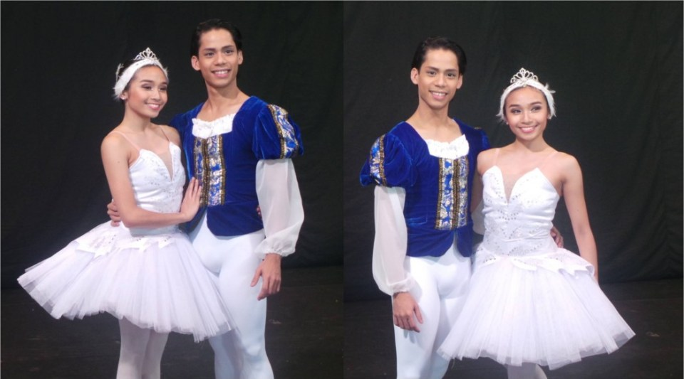 Jemima Reyes and Victor Maguad