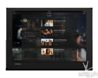 6. Downloads Tablet