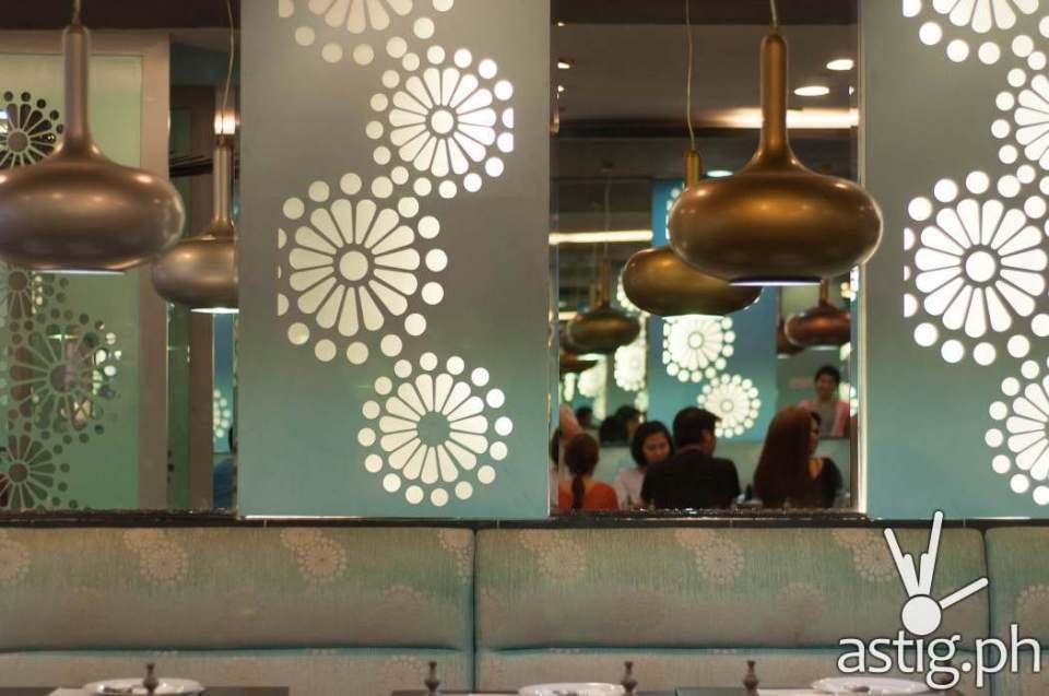 Interiors - Mangan Restaurant Glorietta 2