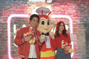 Joshua Garcia and Julia Barretto officially join Jollibee's growing framily of endorsers.
