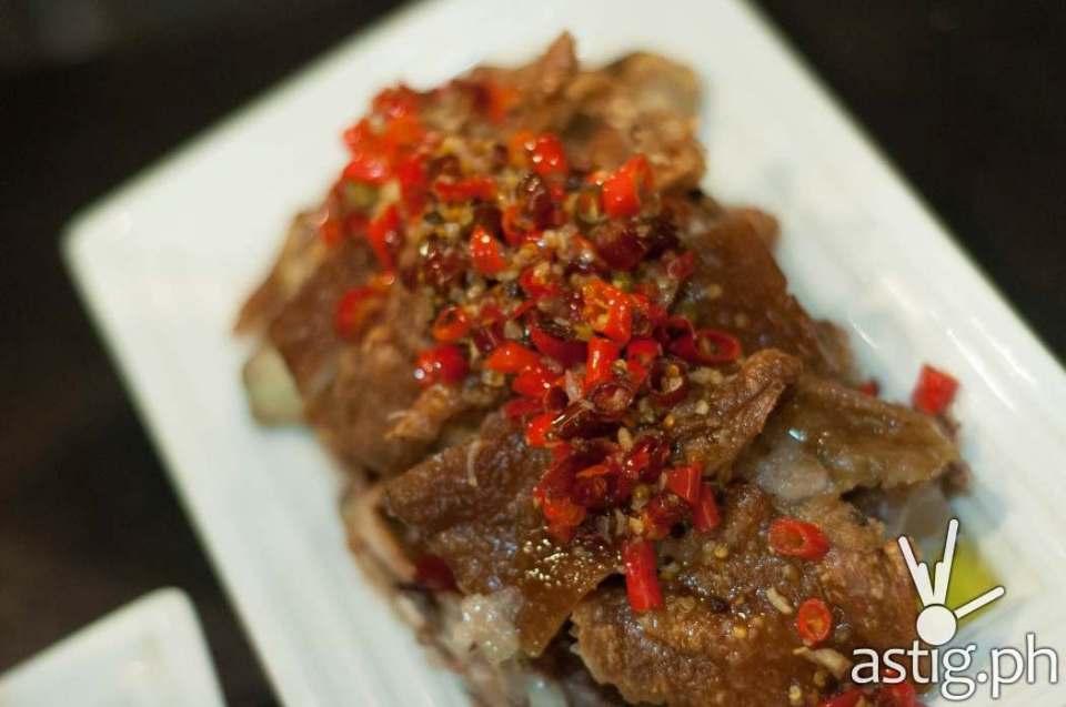Patang Demonyo - Mangan Restaurant Glorietta 2
