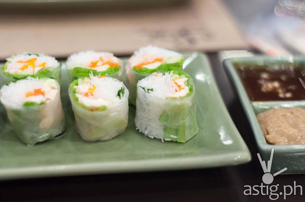 Soi Thai Fresh Spring Roll