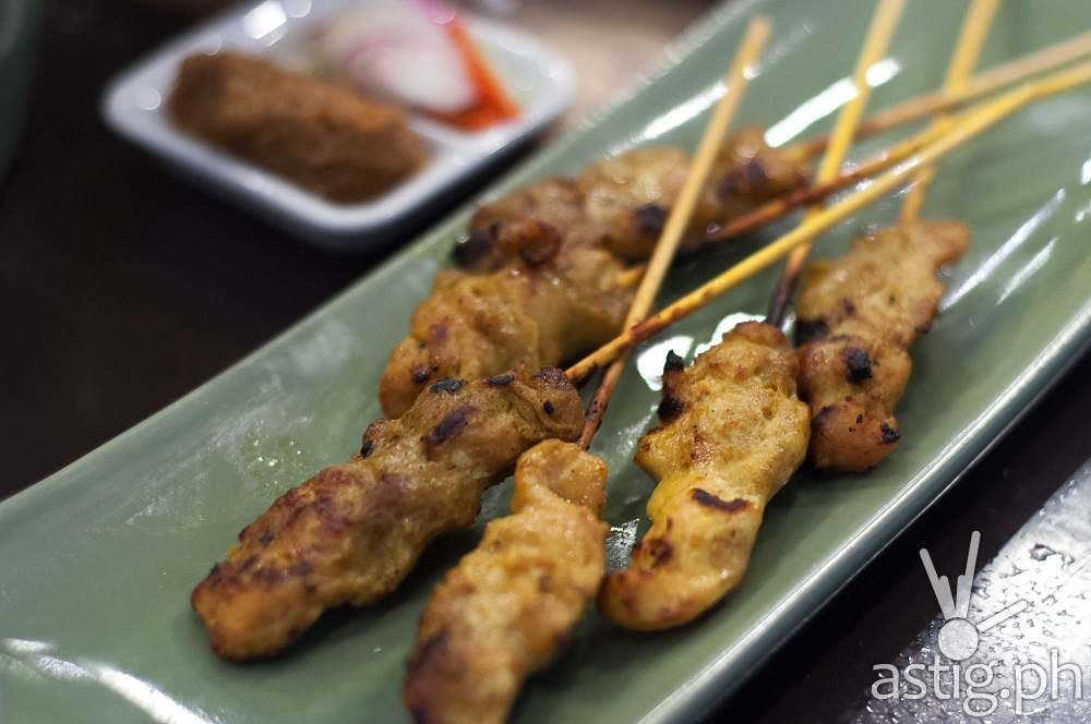Soi Thai Pork Satay