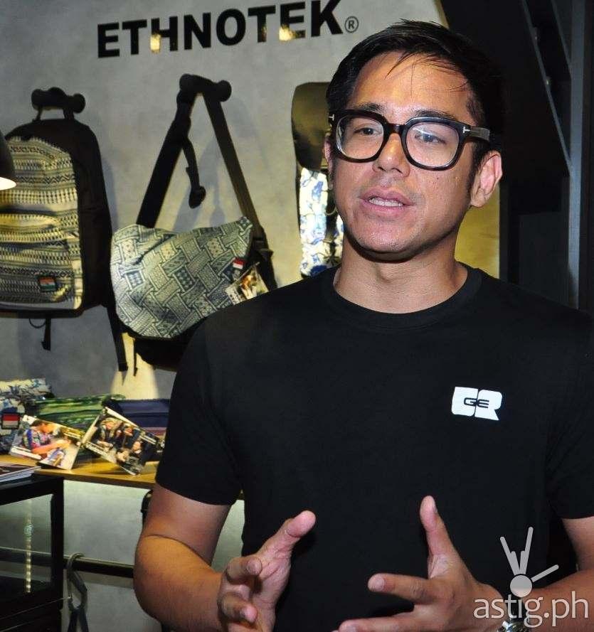URGE Urban Rugged Gear founder Jay Tengco
