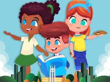 Children's Day 2017 poster