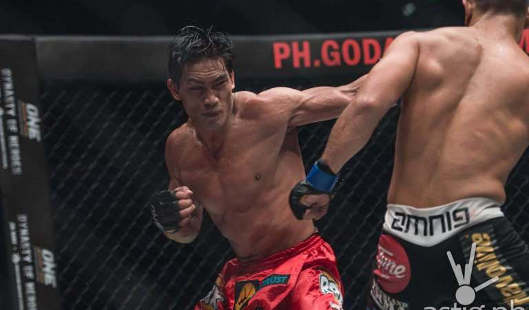 Eduard Folayang retains lightweight title