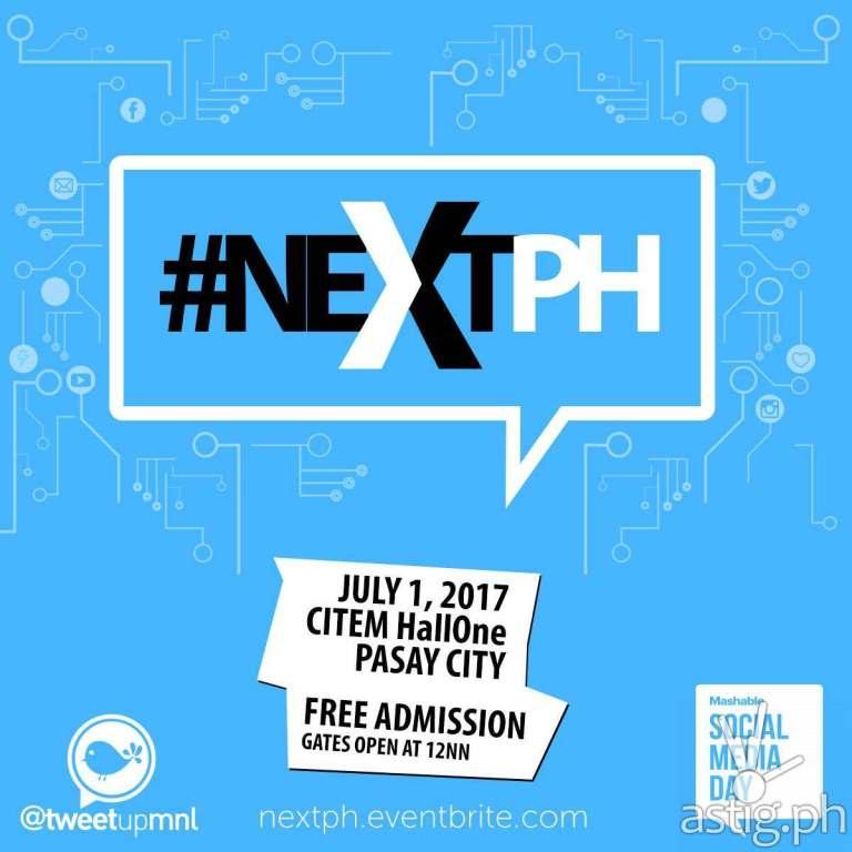 #NextPH Social Media Day 2017