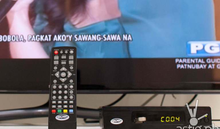 "WOW! TV Box review: Ang mahiwagang ""red box"""