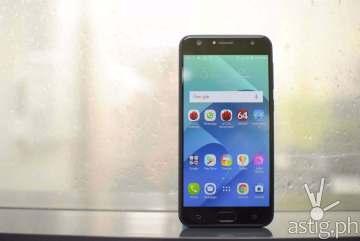 ASUS Zenfone 4 Selfie (front)