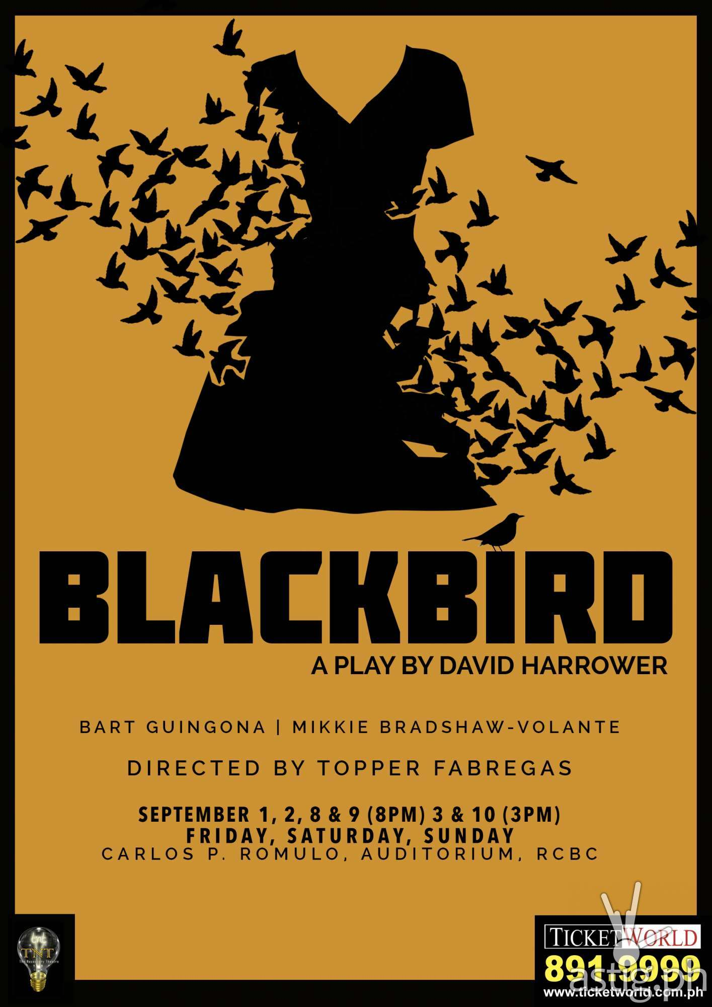 black bird how to play