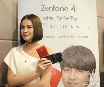 Bea Alonzo and Gong Yoo are ASUS' newest brand ambassadors