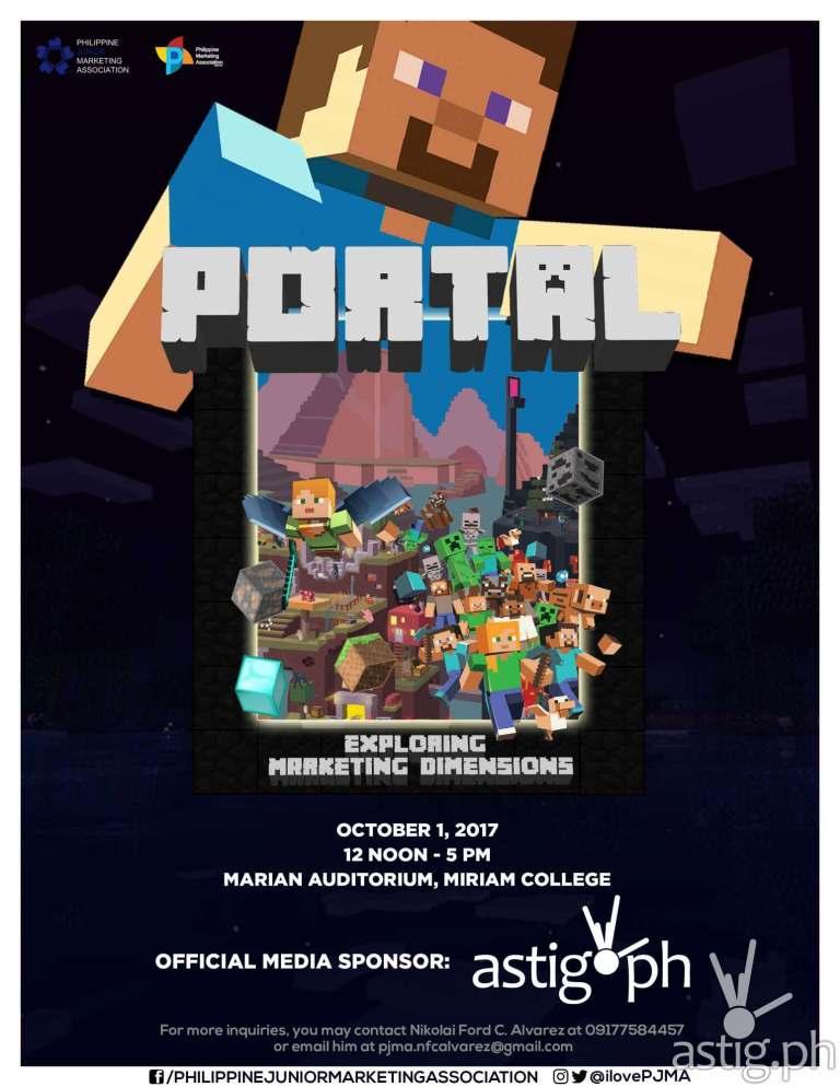 PORTAL Exploring Marketing Dimensions poster