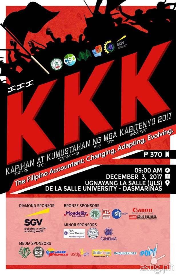 KKK 2017 poster