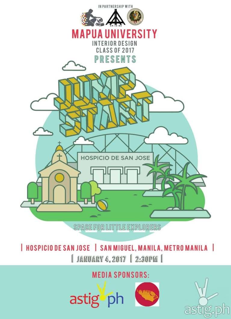 Jump Start 2017 poster