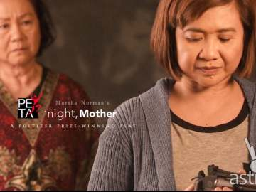 Night Mother PETA poster
