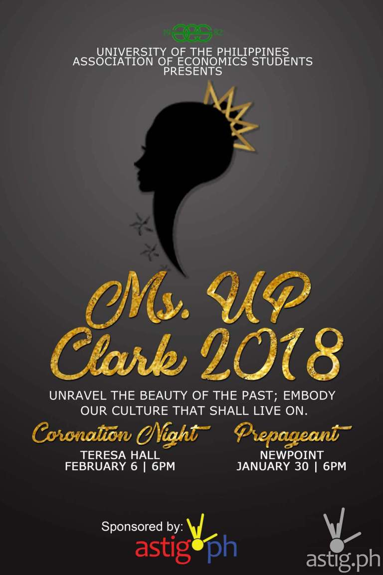 Ms UP Clark poster