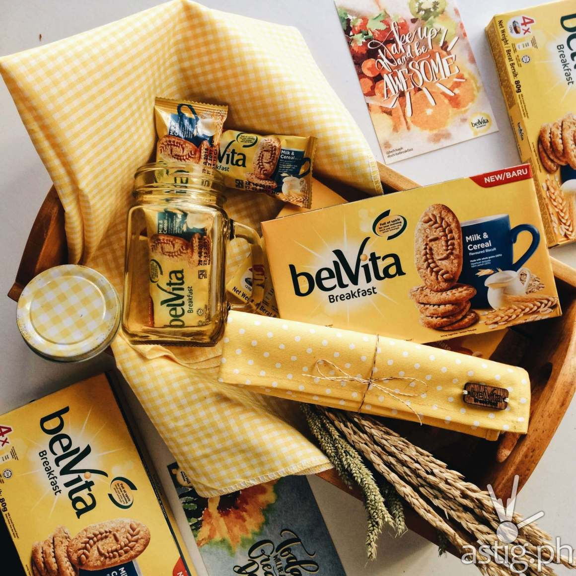 belVita Breakfast Biscuit