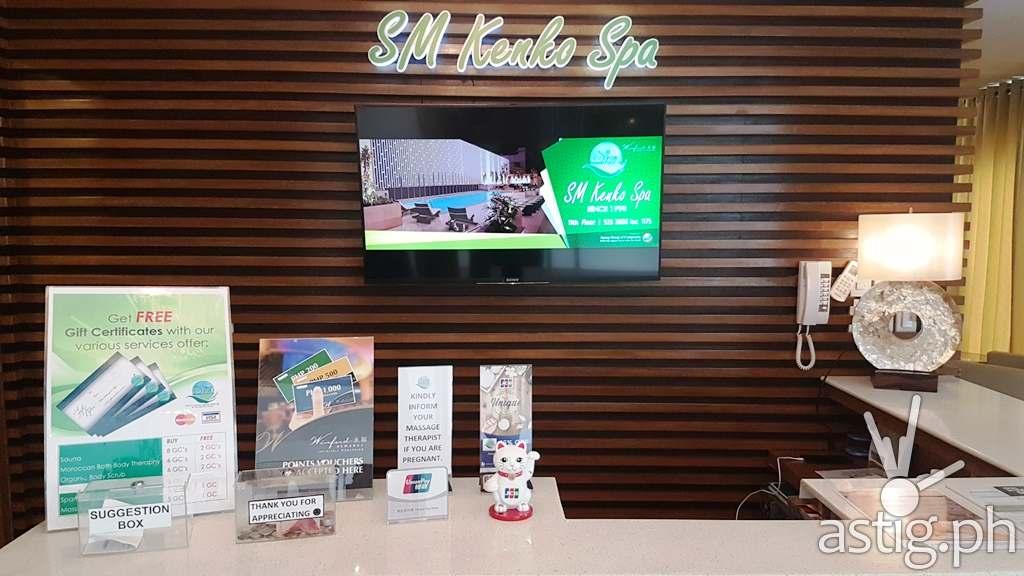 SM Kenko Spa at Winford Hotel Manila