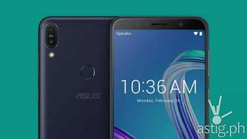 ASUS ZenFone Max Pro M1 Philippines (via revu.com.ph)