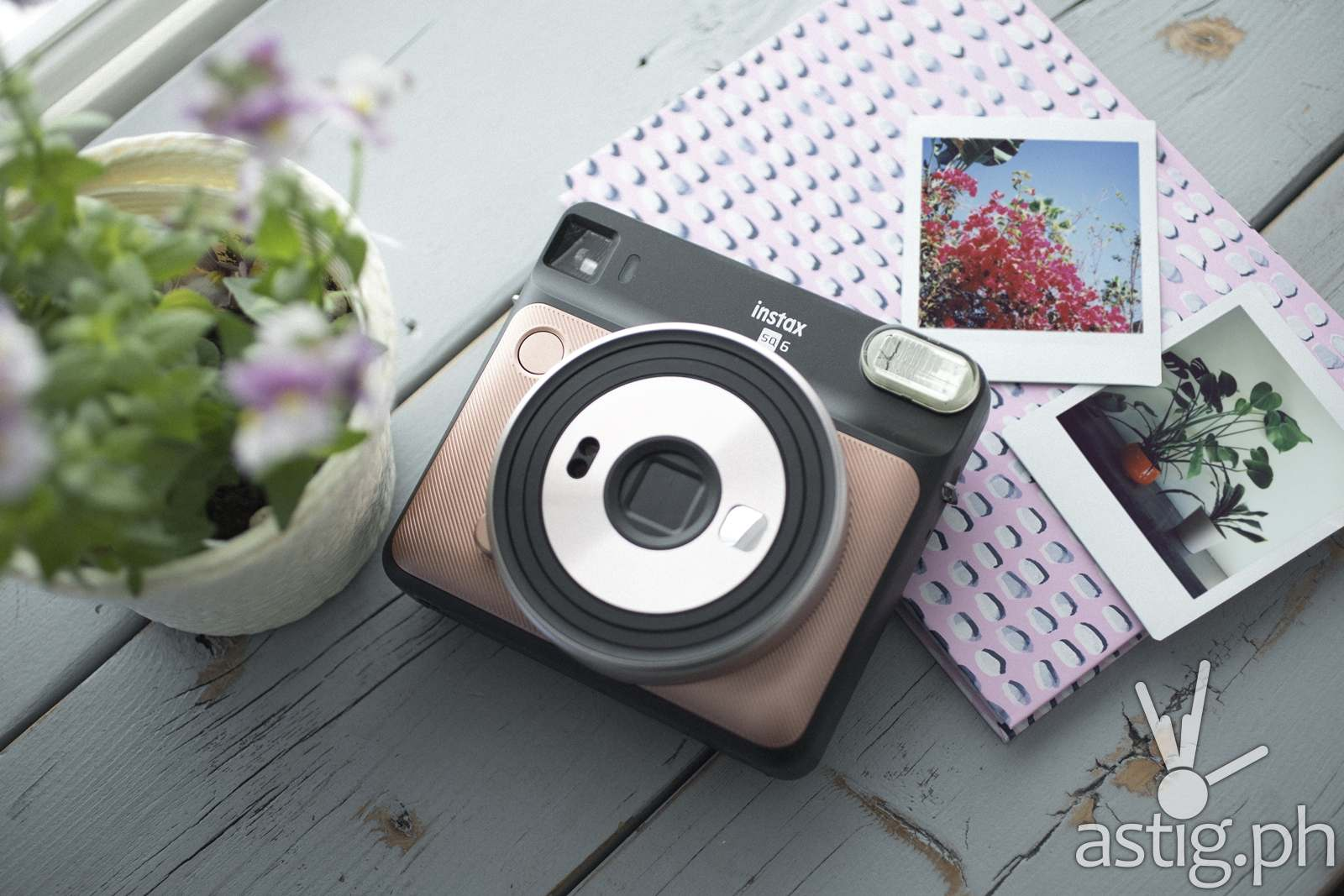 Fujifilm Launched A Square Camera And It Looks Just Like