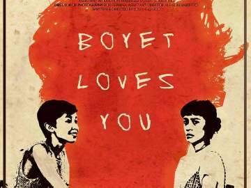 Boyet Loves You poster