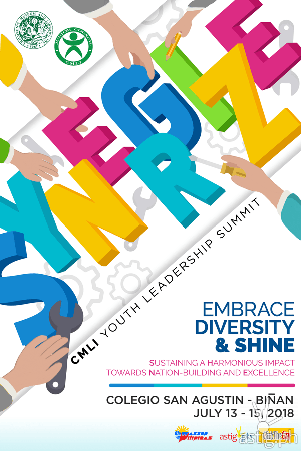 Syngergize 2018: CMLI Youth Leadership Summit poster