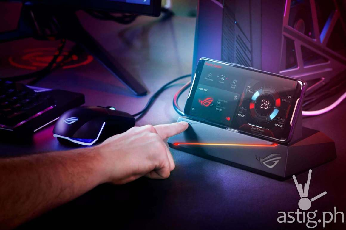 Mobile Desktop Dock - ASUS ROG Phone