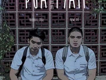 PUA IYAM poster