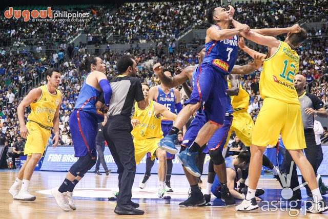 TIMELINE: The drama that led to the Gilas-Australia brawl