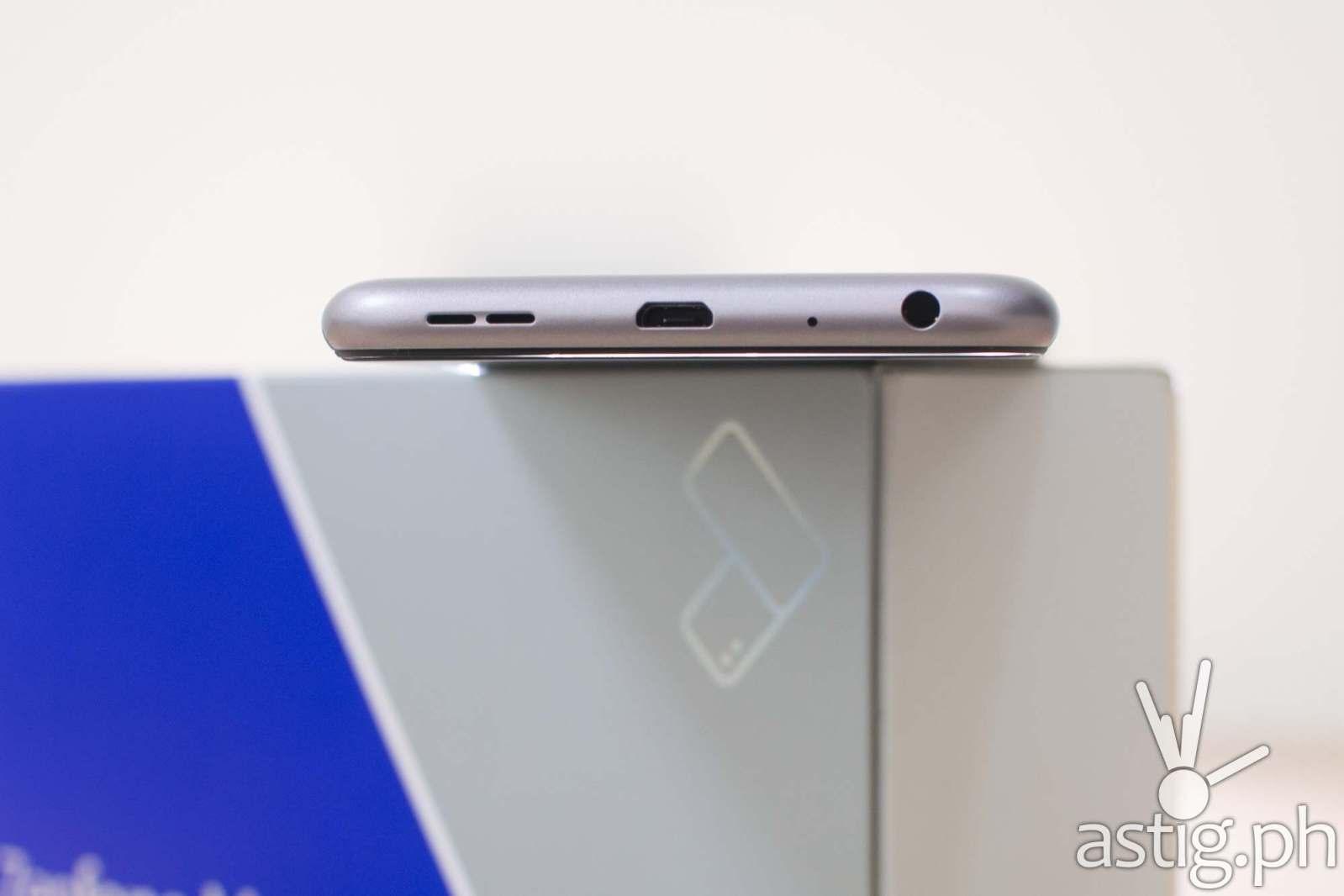 Zenfone Max Pro M1 bottom