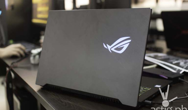 ROG Zephyrus S first impressions: Finally, a ZenBook for gamers [review]