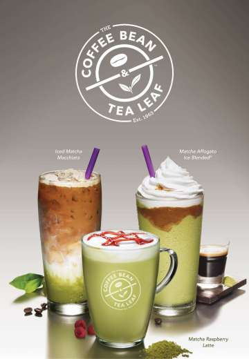 CBTL Limited Edition Matcha Line