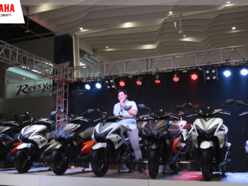 Yamaga Aerox S launch`