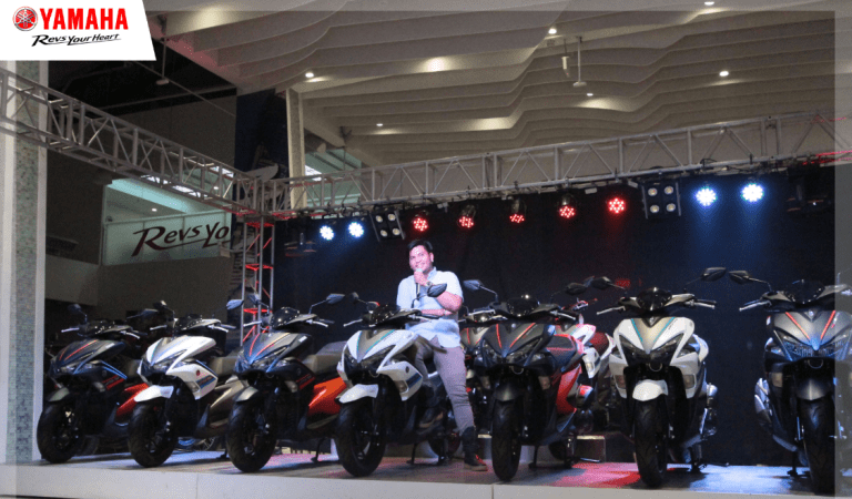 Yamaha goes beyond unstoppable with the launch of its new Mio Aerox S