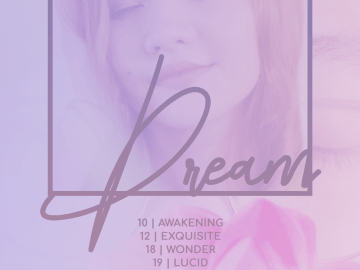 Dream with HallyUP poster
