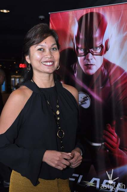 HOOQ PH Country Manager Sheila Paul