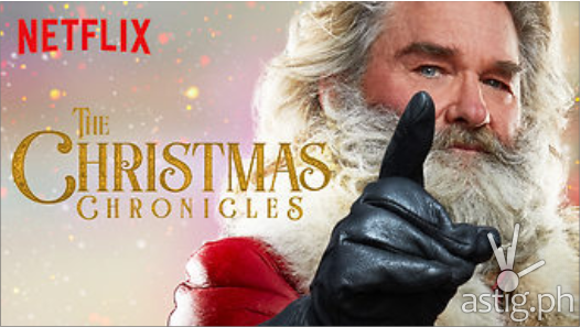 Netflix - The Christmas Chronicles