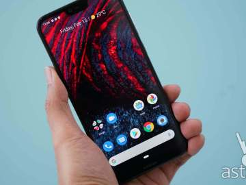 Front handheld - Nokia 6.1 Plus (Philippines)