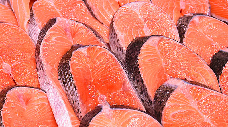 Why Is Salmon Pink?
