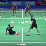 Uploaded ToBadminton Dubai World Superseries Finals | Play Of The Day