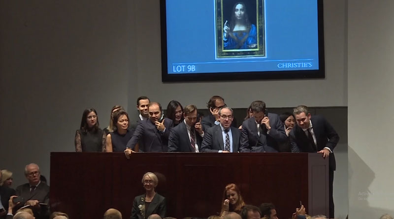 What Made The Da Vinci Painting Worth $450 Million